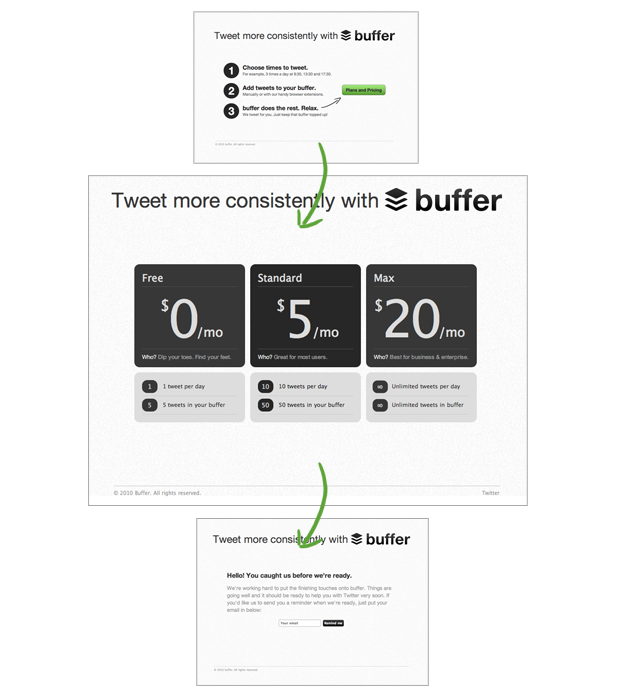 buffer mvp launch tomorrow