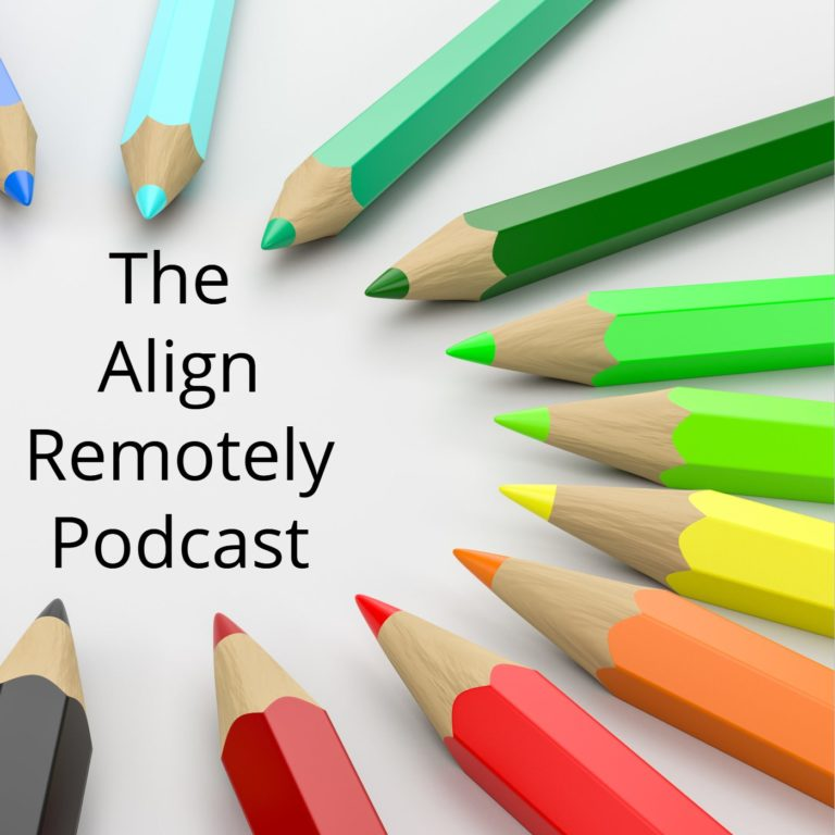 Introducing the Align Remotely podcast